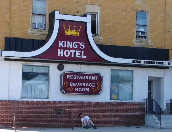 kings hotel j c
