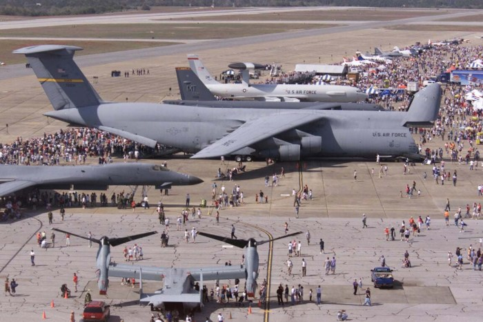 Planning for air show underway