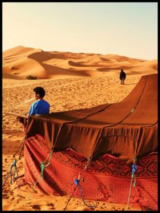 desert morroco