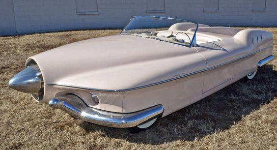 pin 1953 manta ray concept