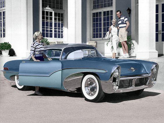 pin 1955 oldsmobile Oldsmobile Delta 88 Concept Car 1955