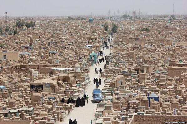 cemetery wadi-us-salaam