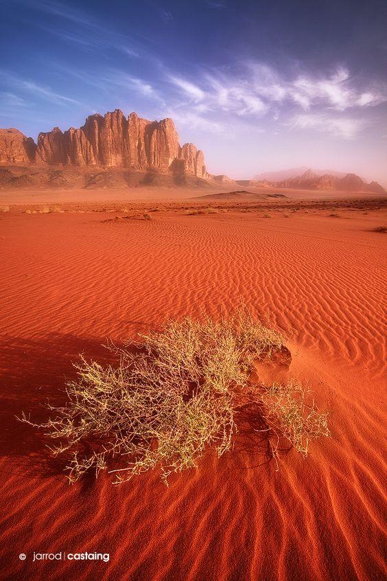 desert jordan wadi rum