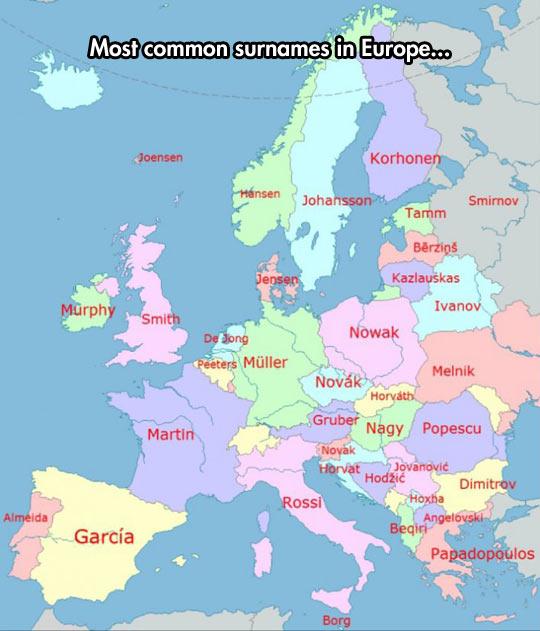 cool-surnames-Europe-Garcia-Smith