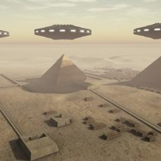 UFOs-Over-Pyramids