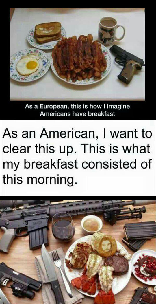 funny-American-breakfast-weapon-bacon-egg