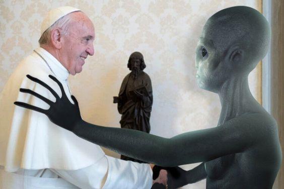 pope alien